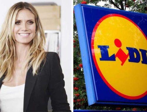 Cosa accomuna LIDL, la moda e Heidi Klum … scopritelo dal 18 settembre nei discount!