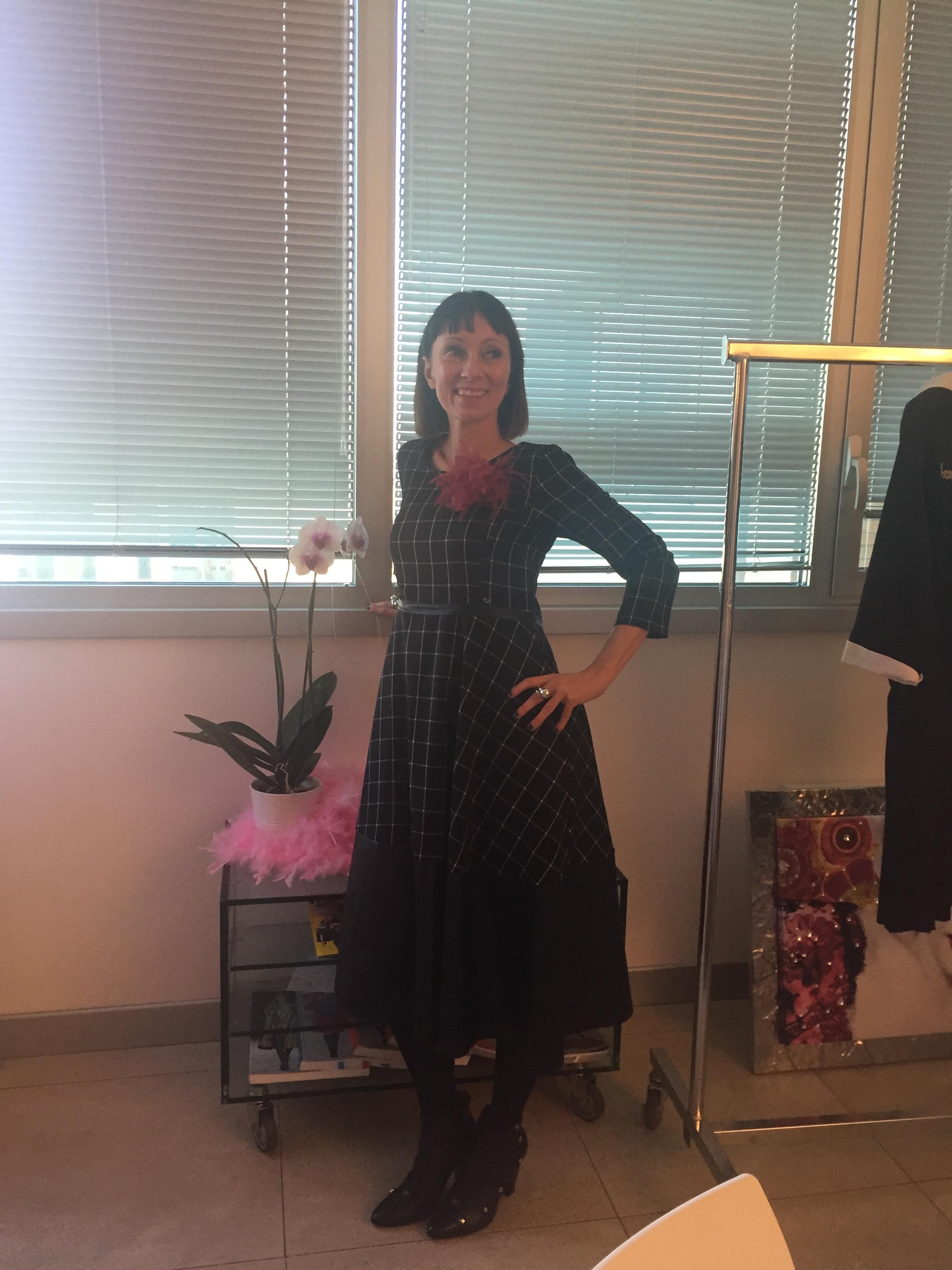 outfit da Carla - Lisa Tenuta Personal Shopper