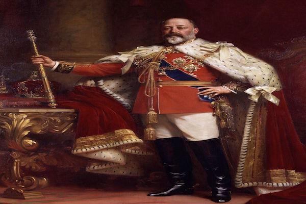 Edoardo VII in abbigliamento coordinato I La più Bella del Reame consulente d'Immagine