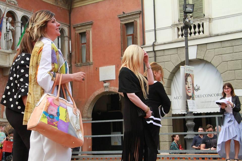 Sfilata a Rovigo Piazza Vittorio Emanuele II - La più Bella del Reame