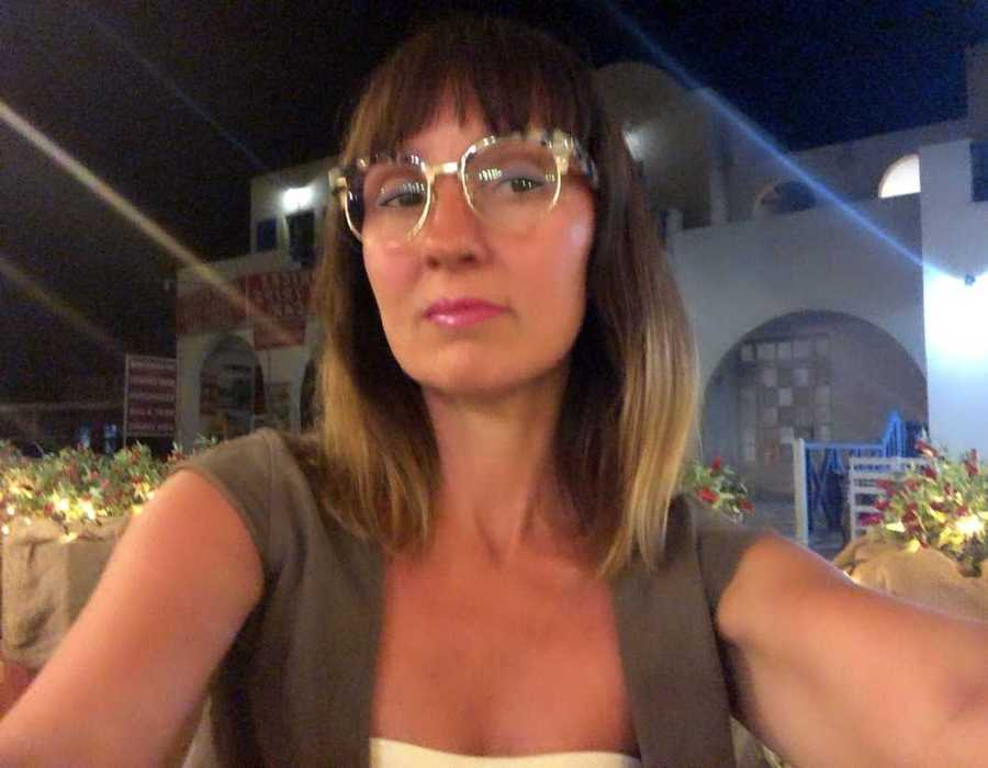 Luoghi Magici di Santorini I Lisa Tenuta consulente d'immagine