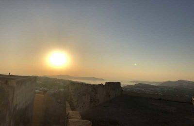 Tramonti magici Santorini I Lisa Tenuta