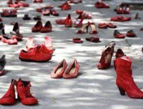 25 novembre, giornata mondiale contro la violenza sulle donne…