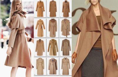 Cappotto cammello I La più bella del reame Lisa Tenuta