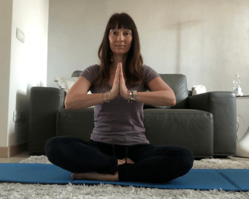Sport, meditazione Yoda da casa I Lisa Tenuta