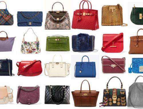 Non chiamatele solo borse …