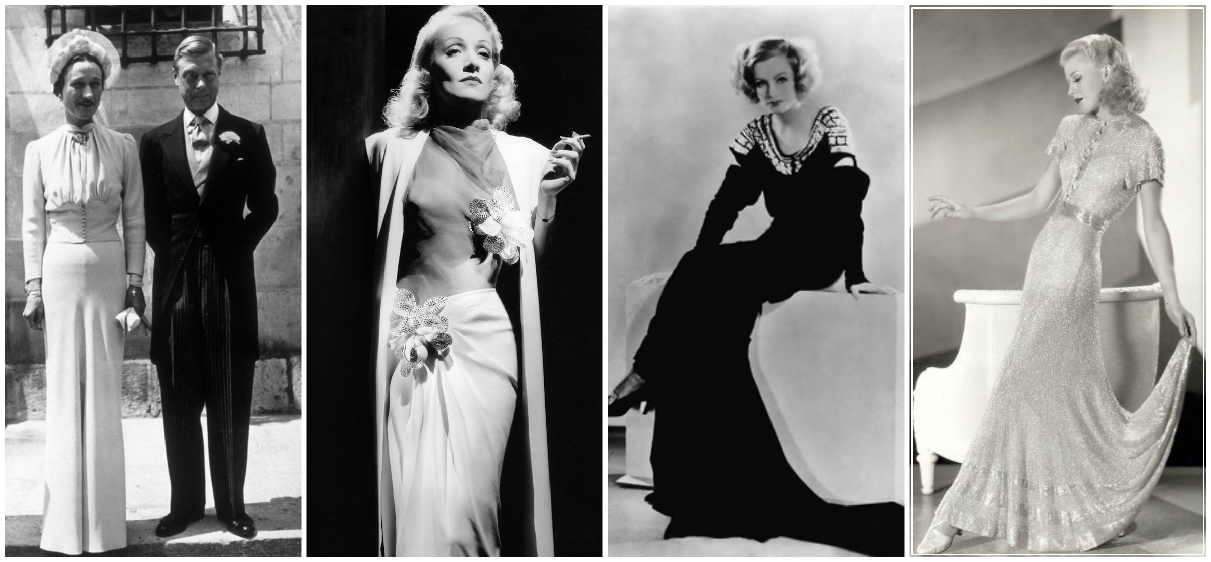 1930 glam I Lisa Tenuta personal stopper