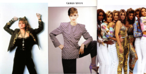 1980 tendenze I La più bella del Reame Style Coach